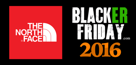 The North Face Black Friday 2016
