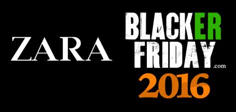 Zara Black Friday 2016