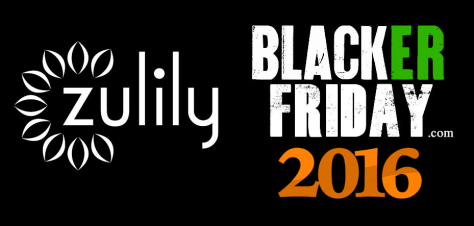 Zulily Black Friday 2016