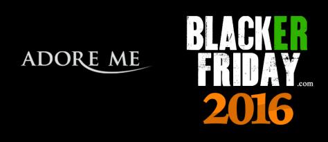 Adore Me Black Friday 2016
