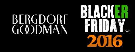 Bergdorf Goodman Black Friday 2016
