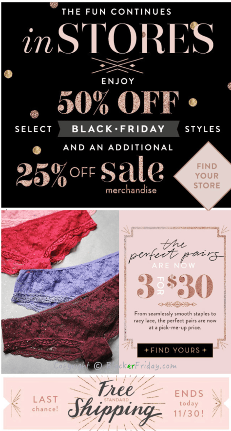 Free People Cyber Monday Ad Scan - Page 4