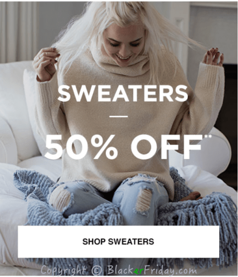 PacSun Cyber Monday Ad Scan - Page 3