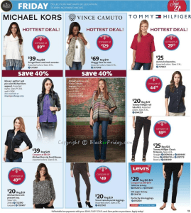 AAFES Black Friday Ad Scan - Page 13