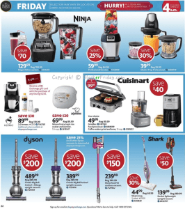 AAFES Black Friday Ad Scan - Page 22