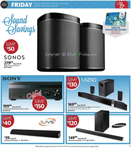 AAFES Black Friday Ad Scan - Page 7