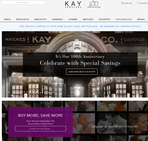 Kay Labor Day 2016 Sale - Page 1