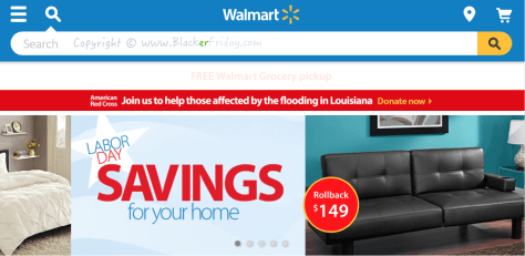 Walmart Labor Day 2016 Sale - Page 1