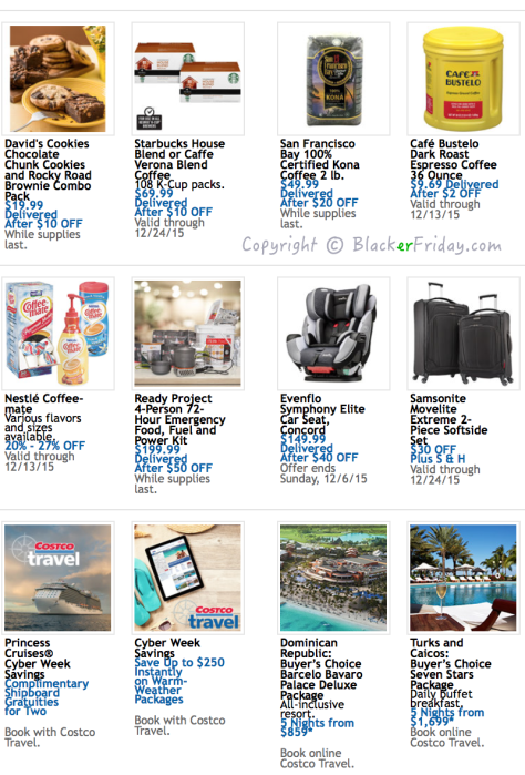 Costco Cyber Monday Ad Scan - Page 15