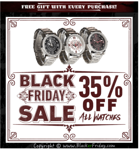 Affliction Black Friday Sale Ad Scan - Page 2