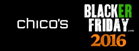 Chicos Black Friday 2016