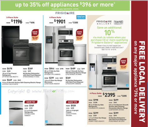 Lowes Labor Day 2016 Sale Flyer - Page 13
