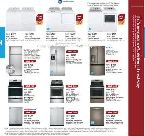 Lowes Labor Day 2016 Sale Flyer - Page 14