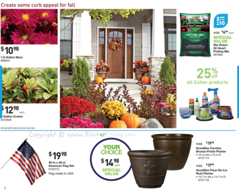 Lowes Labor Day 2016 Sale Flyer - Page 4