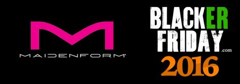 Maidenform Black Friday 2016