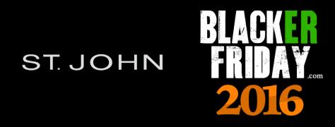 St John Black Friday 2016