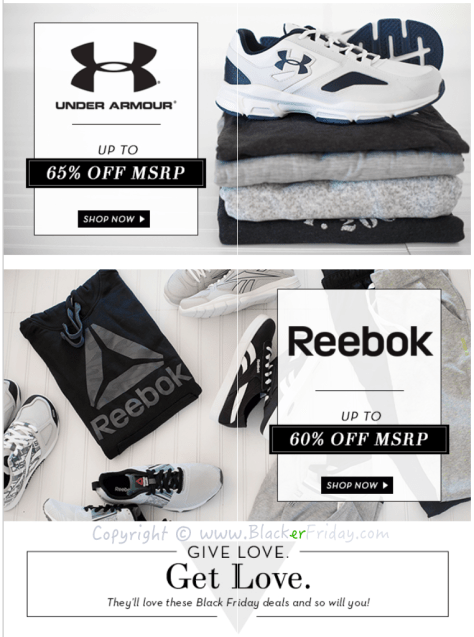 6PM Black Friday Sale Ad Flyer - Page 3