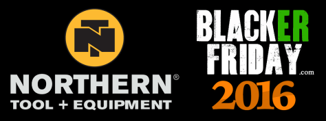 Northern Tool Black Friday 2016
