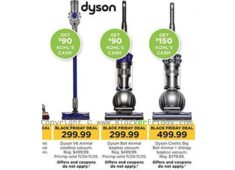 Dyson Black Friday 2016 Sale Top In Store Amp Online Deals