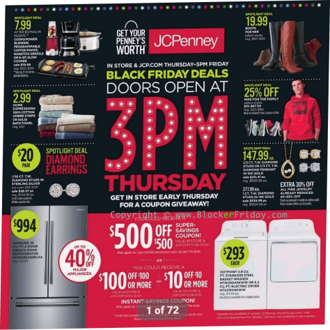 Do you shop at JCPenney on Black Friday? Get all of the Breaking News and Black friday Deals RIGHT HERE! JCPenney usually has some amazing Door Busters as well. Yes We Coupon. My name is Todd Hebert and I am the founder and techie behind Yes We Coupon. I started the blog in as a cool place to talk about saving money with coupons.