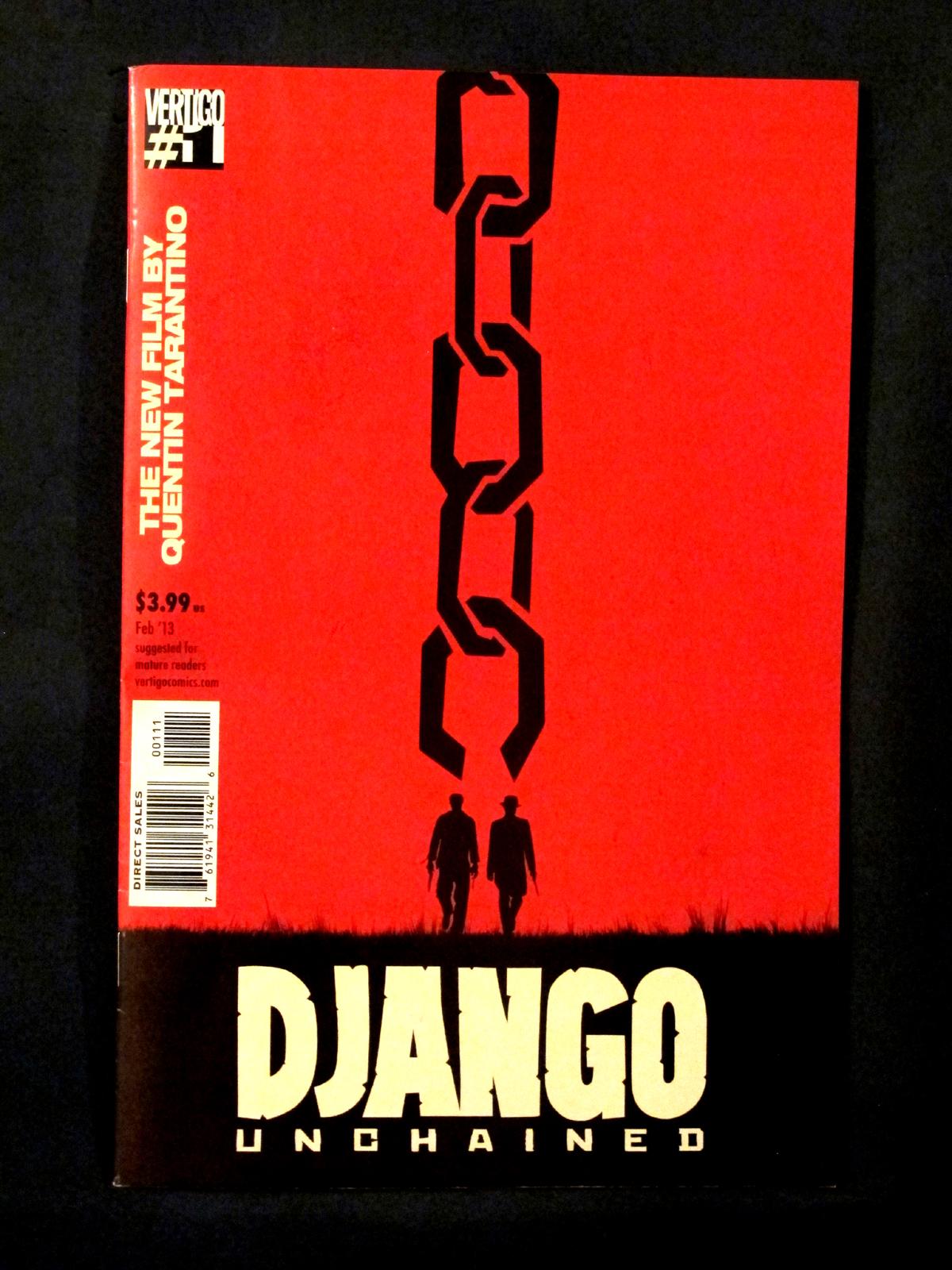 Django Unchained Ic Book
