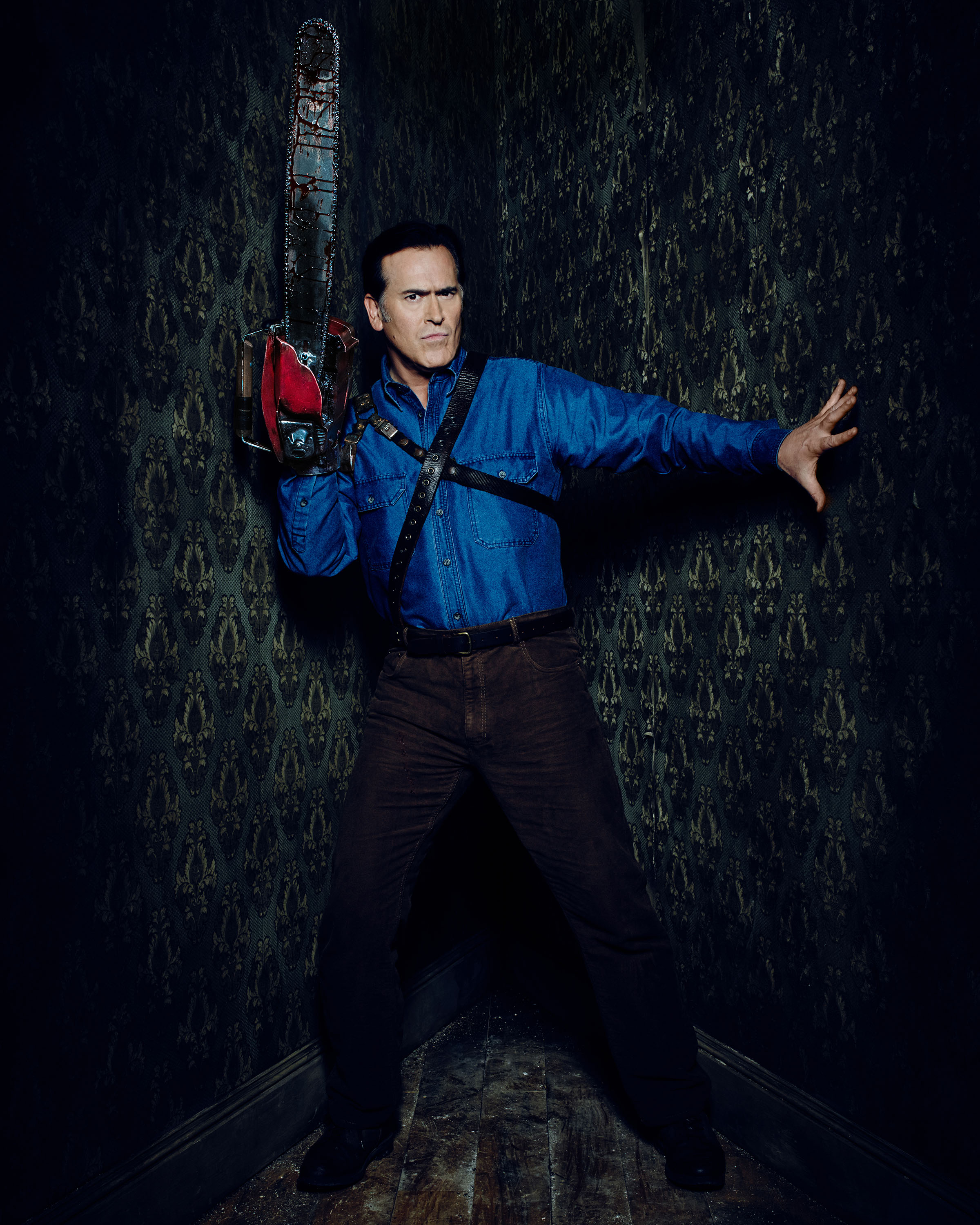 Gravity Falls Cast Wallpaper Ash Vs Evil Dead Bruce Campbell As Ash 2 Blackfilm Com