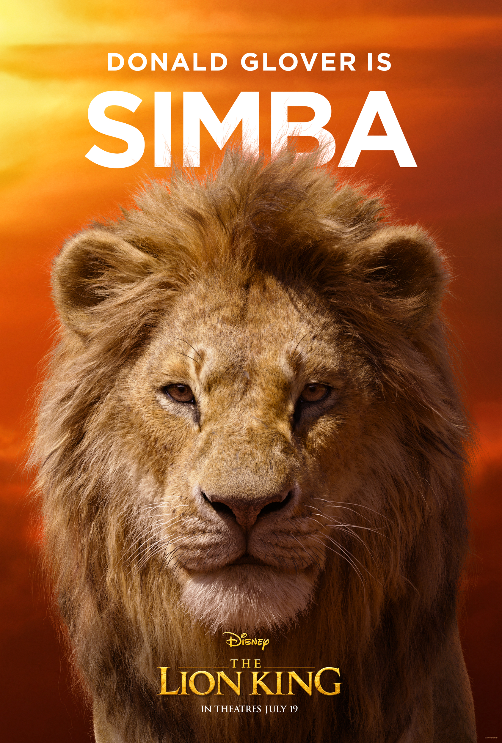 cast of the lion king movie 2019 images png