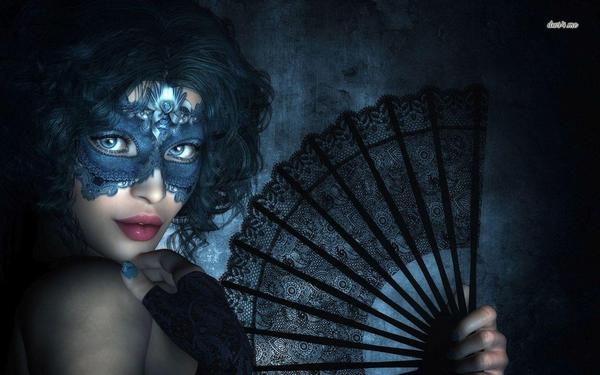 Fall Masquerade Fantasy Art Wallpapers Black Gate 187 Articles 187 Things Your Writing Teacher Never