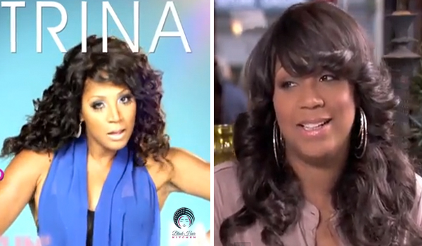 Trina's Full Weave/Wig