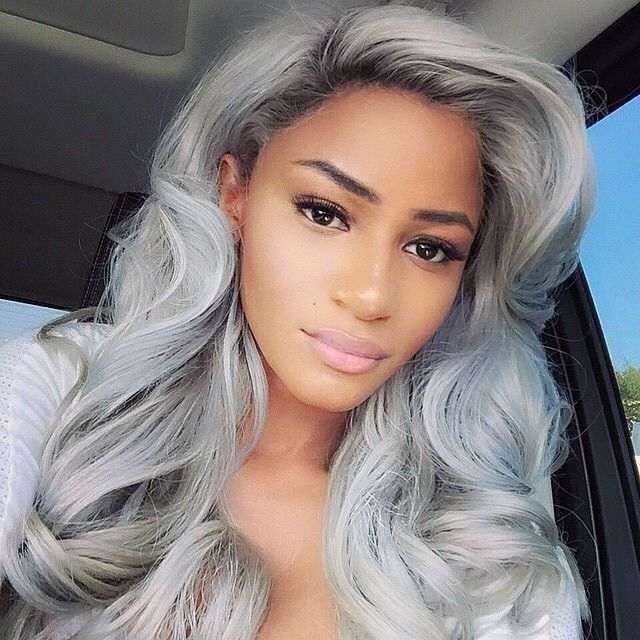 Is Silver Gray Weave Still A Trend In 2016 Blackhairkitchen