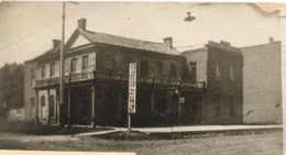 Arcade Hotel in Winterset, Iowa, circa 1900