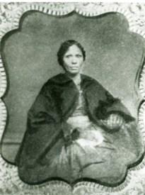 Mariah Watkins, circa 1870's