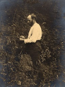 Louis Pammel, circa 1900
