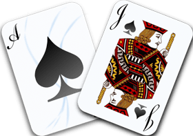 blackjack online w sieci