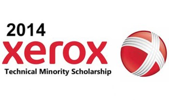 Xerox Technical Minority Scholarship