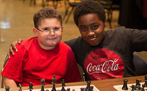 Racial Unity Chess Training Event