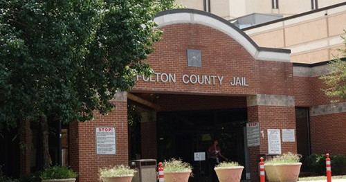 Fulton County Jail