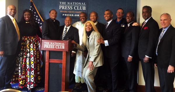 Coalition of African American Pastors (CAAP)