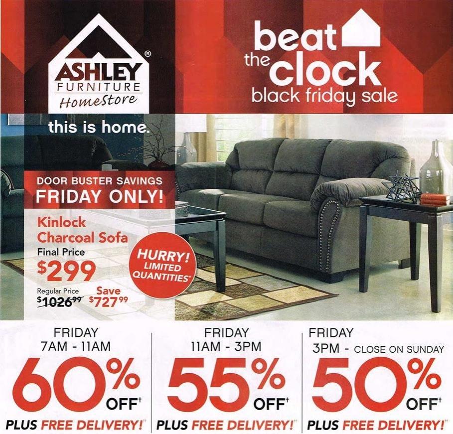 Ashley Furniture Black Friday Ad 2015