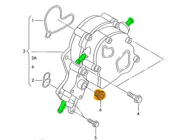 schema moteur audi a2