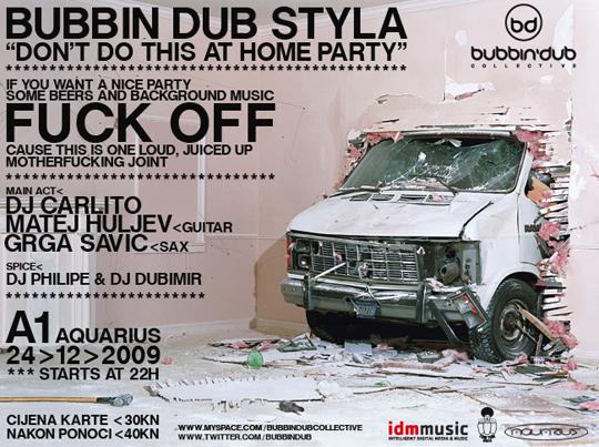 Bubbin Dub
