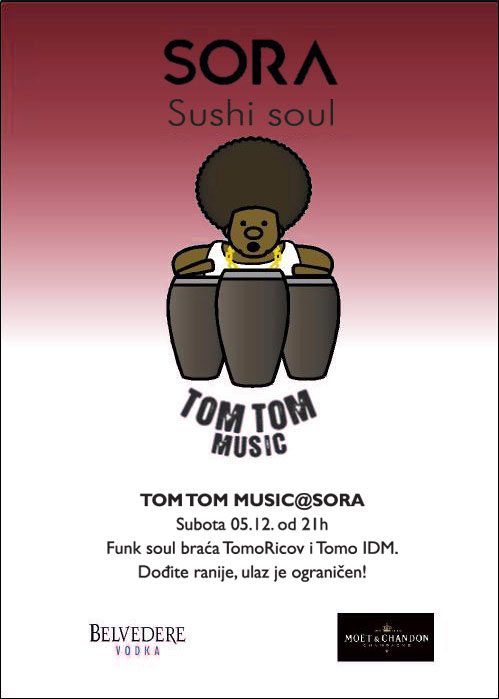 Tom Tom Music