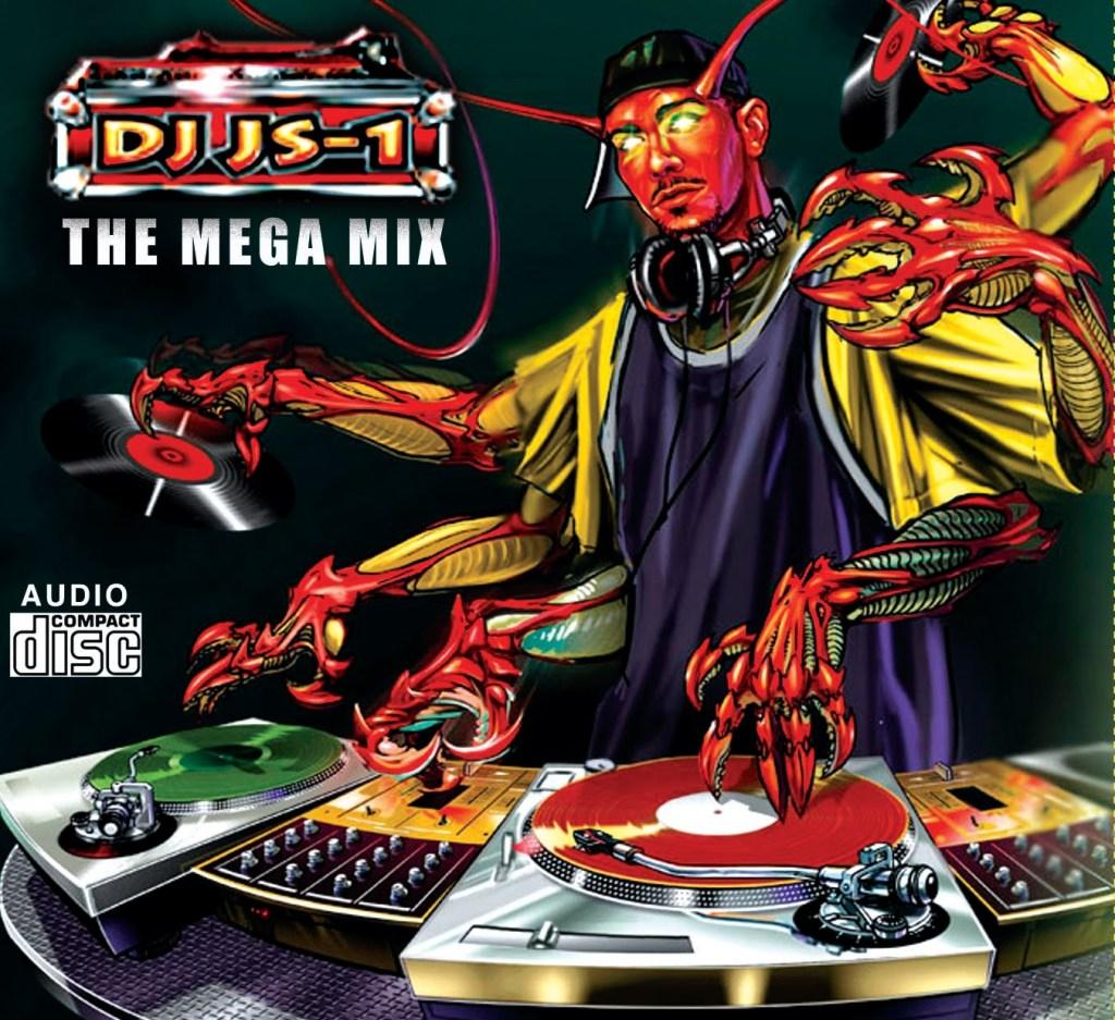 DJ JS-1 monster megamix
