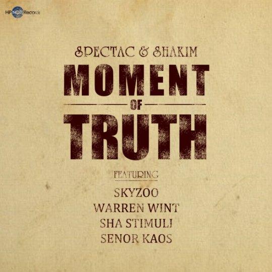 moment of truth_album