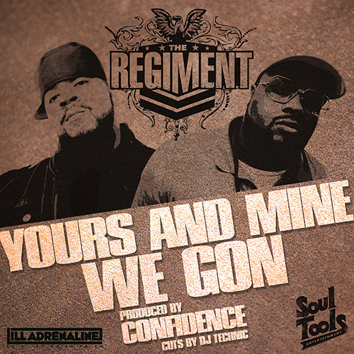 The Regiment & Confidence single