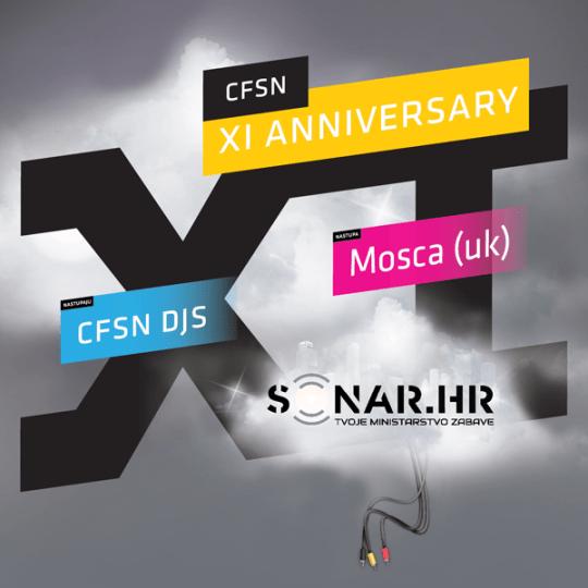 cfsn XI anniversary