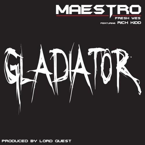 Gladiator feat Rich Kidd - Radio Edit