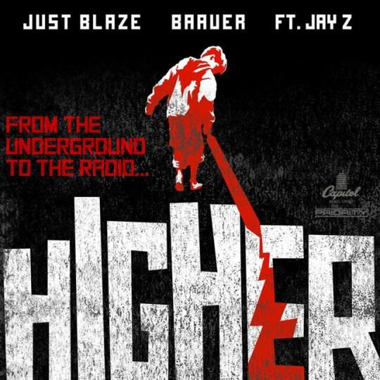 Just Blaze x Baauer Ft. JAY Z - Higher