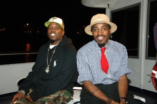 """OutKast Give New Album """"Idlewild"""" a Spin at O2 Exclusive Album Launch Party"""