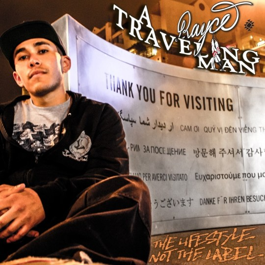 Rayce - A Traveling Man EP